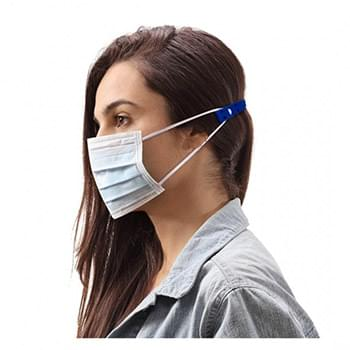 Silicon Ear Saver Behind The Head Face Mask Loop Holder