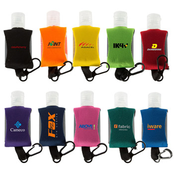1/2 oz. Neoprene Sanitizer