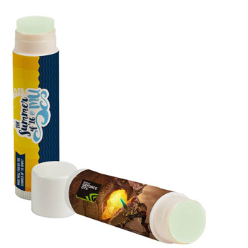 SPF 15 Spearmint Lip Balm