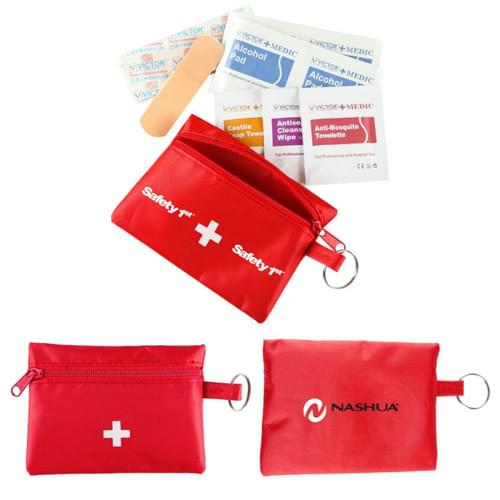 First Aid Travel Kit-22 Piece