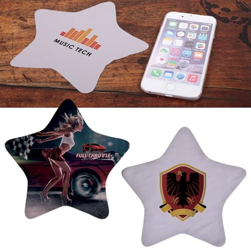 Star Shape Microfiber Cloth - 170GSM