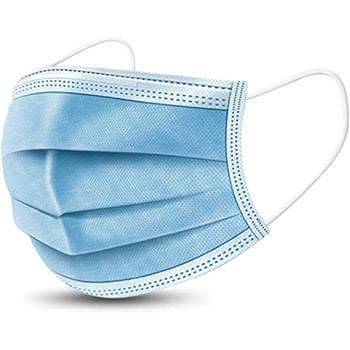Face Masks - Standard Breathable and Disposable Cloth Face Masks