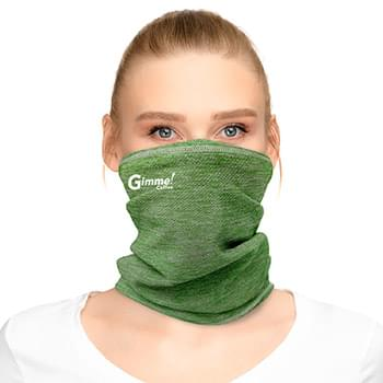 "Antimicrobial Comfort Mesh Cooling Neck Gaiter Face Mask With SILVADURâ""¢ & Odor Control"