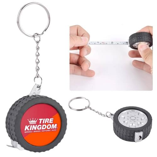 Tire Tape Measure