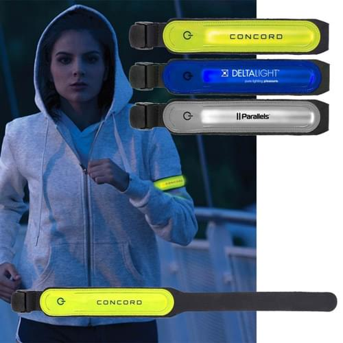 The Sprinter LED Reflective Arm Band