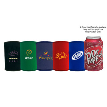Deluxe Neoprene Can Holder
