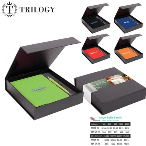 Trilogy Amherst Journal Gift Set