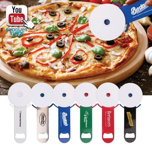 Pizza Cutter / Bottle Opener