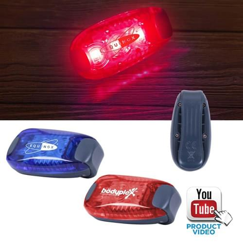 Clip-On Safety Light
