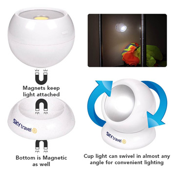 The BB COB Directional Light