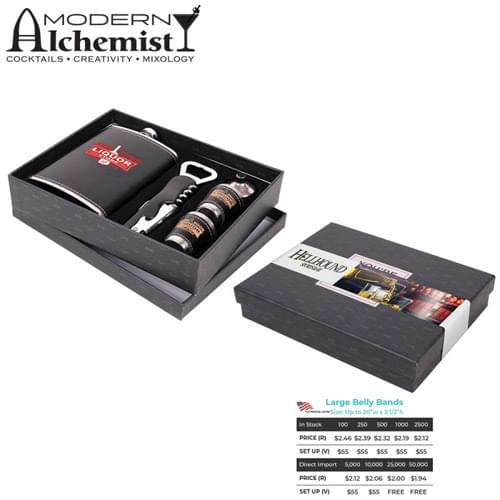 The Aberfeldy Flask Gift Set (9 oz.)