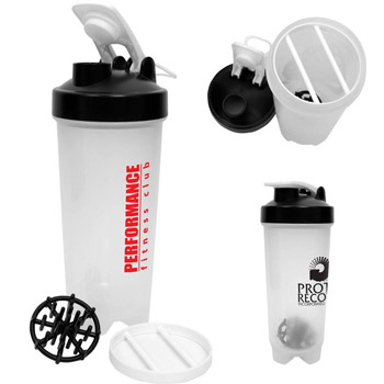 O2 Cool® Shaker Bottle