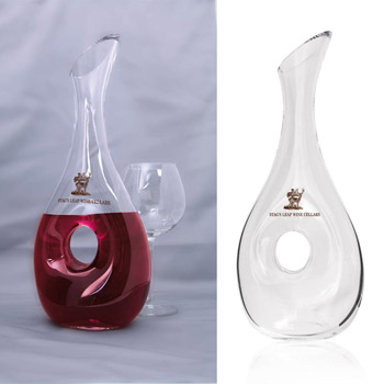 The Ibiza Crystal Carafe