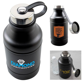 64 oz. Gorilla Insulated Vacuum Growler (COMING SOON)