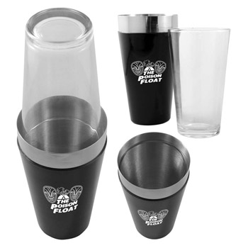 The Boston Stainless Steel Shaker - 25 oz.