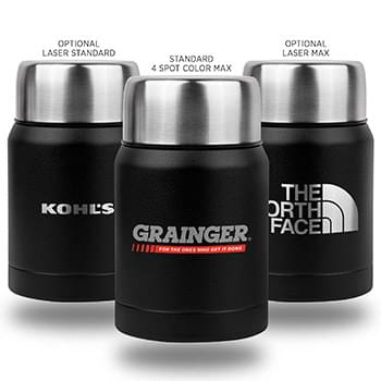 Vacuum-Insulated, Stainless Steel Thermos