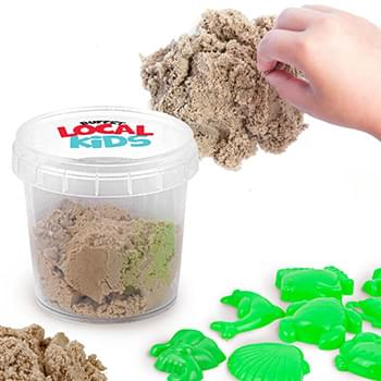 150g Magic Sand Set with 12pc Molds