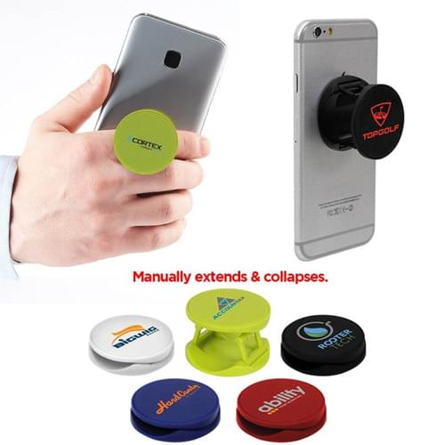The Disc Cell Phone Holder and Stand