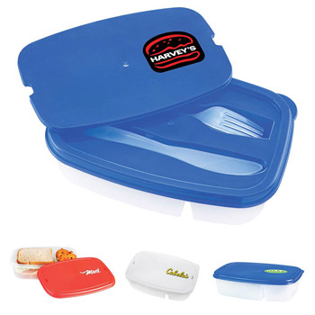 The Cornelia Double Lunch Box